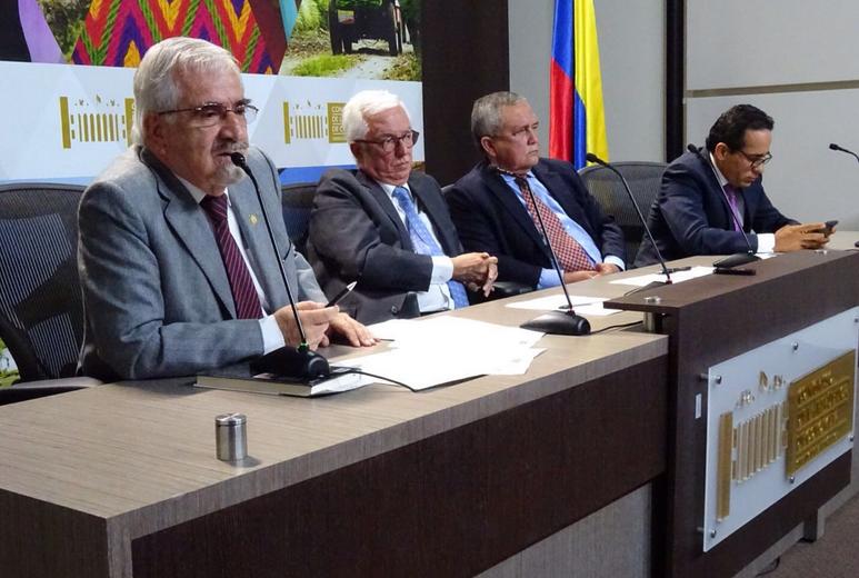 Rueda de prensa Ley Zidres inconstitucional